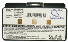 Garmin CS-GM276HL Replacement Battery by Tank Brand