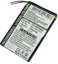 Garmin CS-IQN760SL Replacement battery by Tank Brand