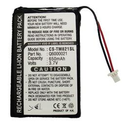 TomTom CS-TM821SL Replacement Battery by Tank Brand