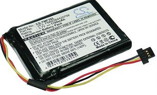 TomTom CS-TMF3SL Replacement Battery by Tank Brand .