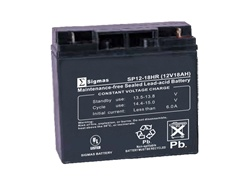 Sigmas SP12-18HR Battery